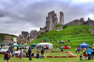 Annual May Fair in the Castle