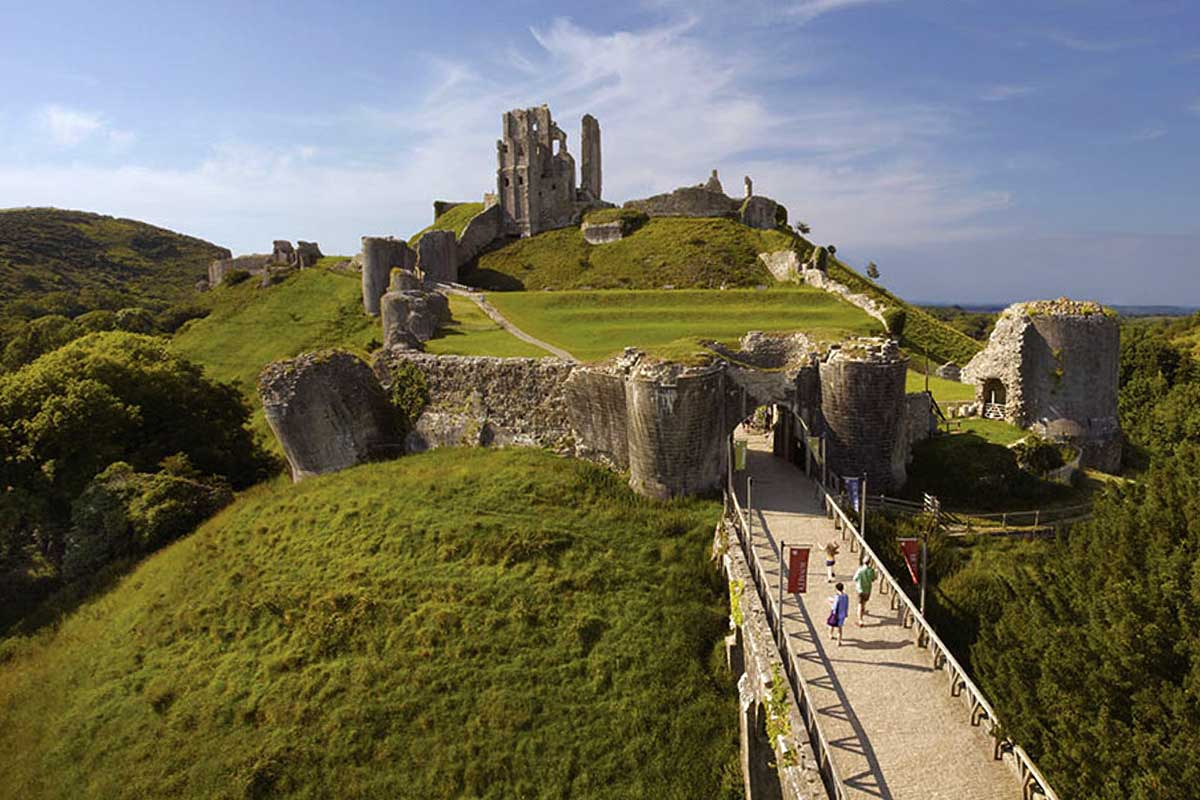 Corfe Castle to Reopen