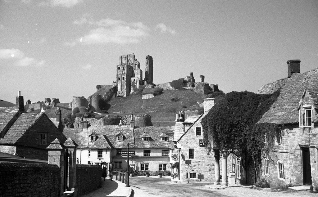 Corfe Castle 1938