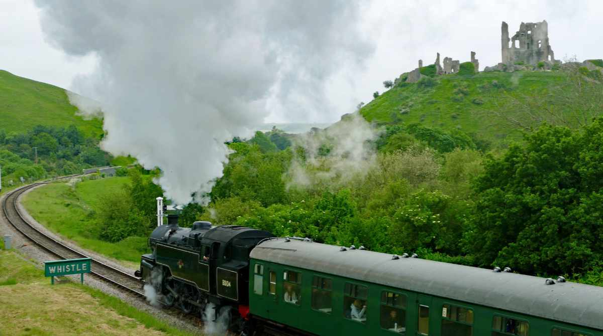 Swanage Railway planning to reopen 12th April 2021