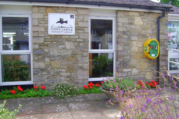 Corfe Castle Community Library