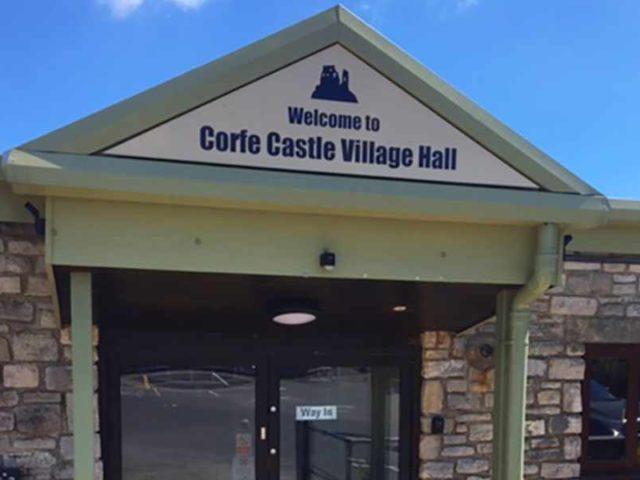Corfe Castle Village Hall