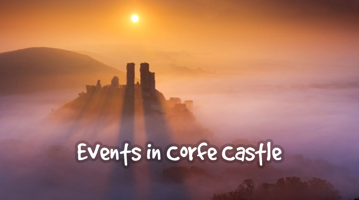 Events in Corfe Castle