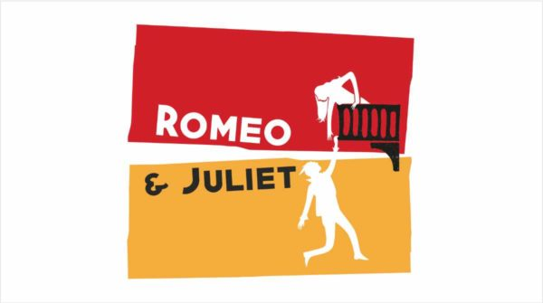 Romeo & Juliet - Open air theatre at Corfe Castle
