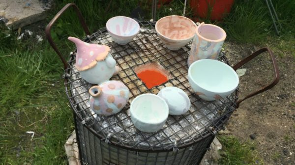 2 Day Raku Workshop – Make, Glaze and Fire in August