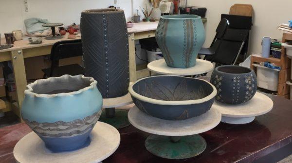 Large Pots Hand-building Workshop September