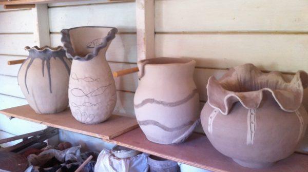 Large Pots Hand-building Workshop