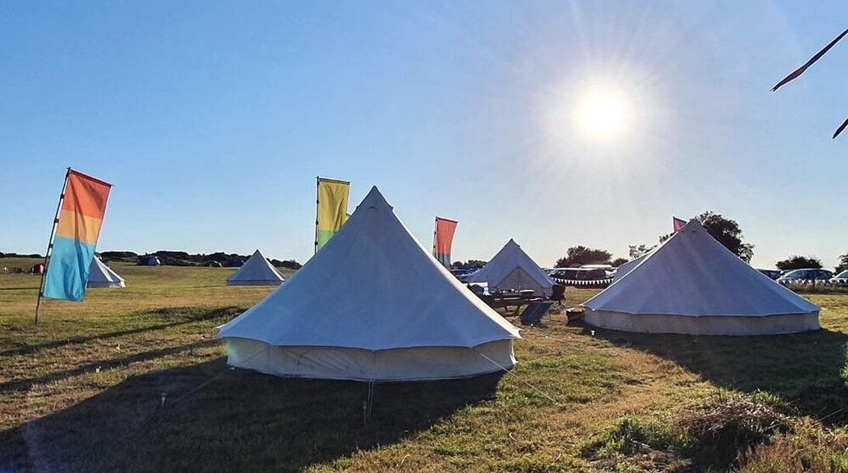 Knoll Farm Campsite
