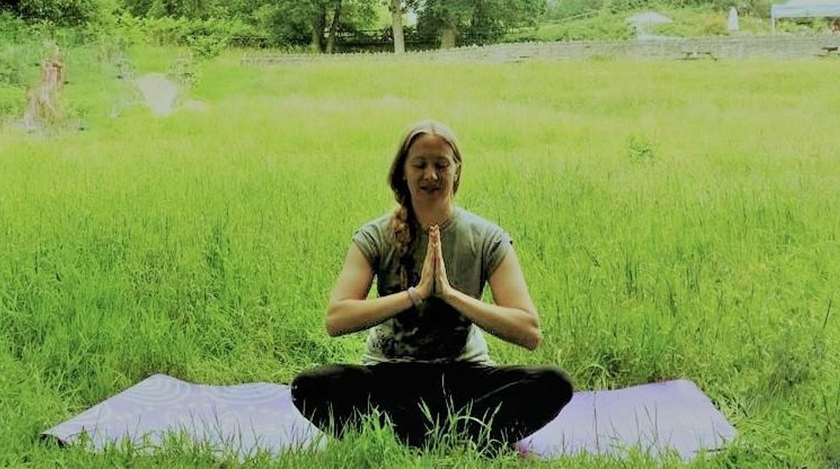 Yoga in Nature – RSPB Arne