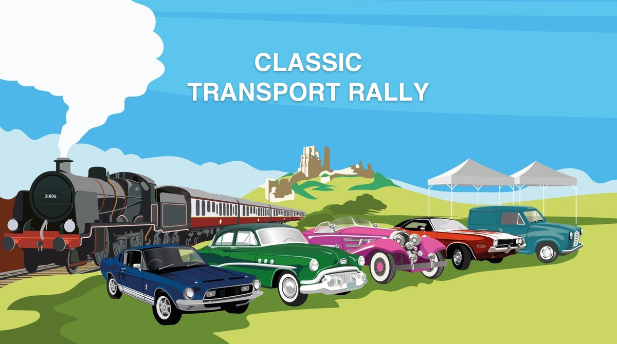 Harmans Cross Classic Transport Rally