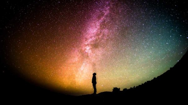 Stargazing at Durlston Country Park