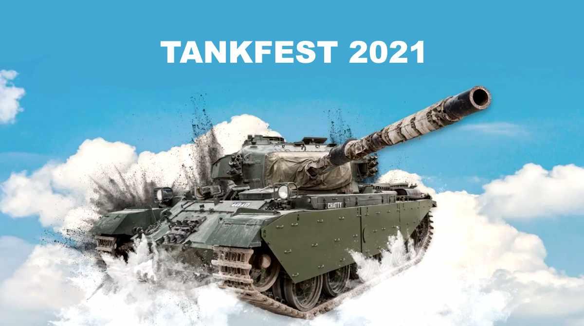 Bovington Tankfest 2021