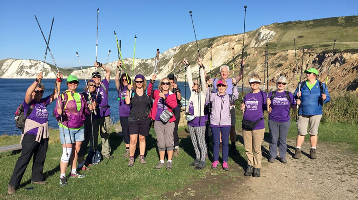 Nordic Walking and WALX Festival 2021