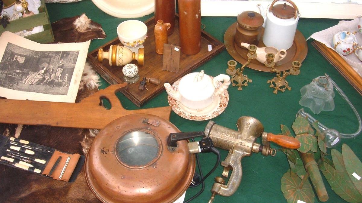 Corfe Castle Antique & Vintage Fair