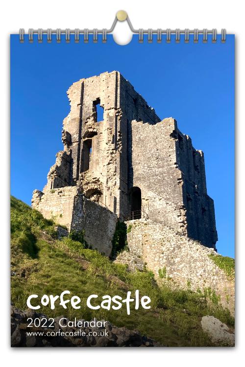 Corfe Castle Calendar 2022