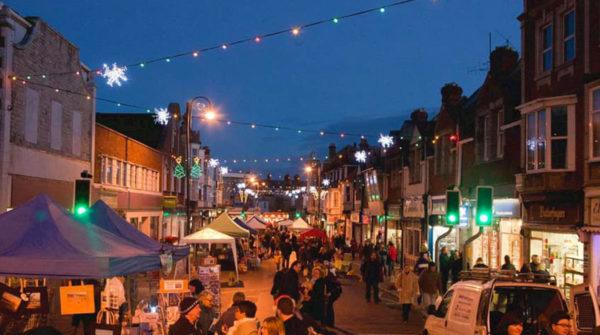 Swanage Christmas Market 2021