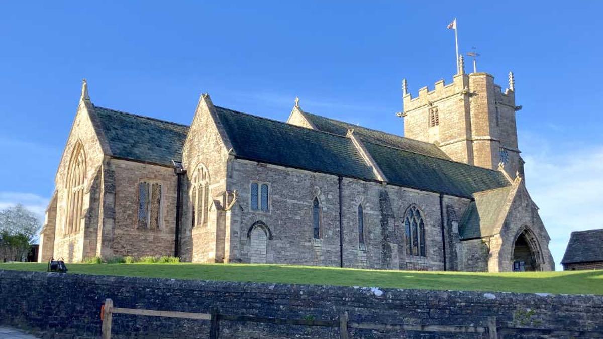 Corfe Castle Remembrance 2021